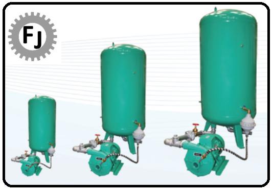 Sistemas de bombeo sistema de presión hi-press Flujotec