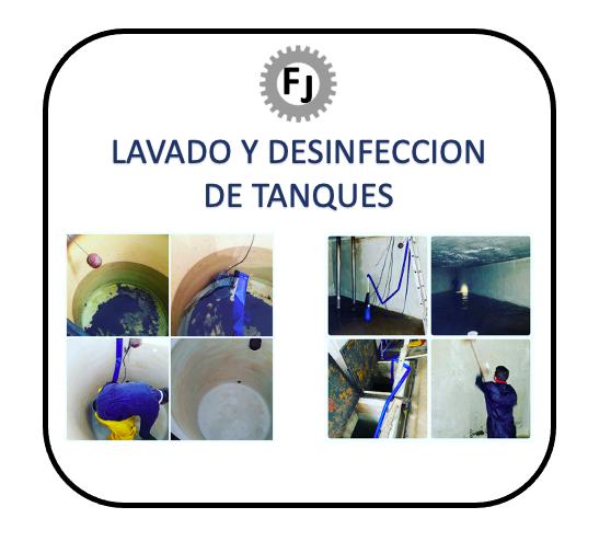 LAVADO DE TANQUE DESINFECCION DE TANQUE AGUA POTABLE